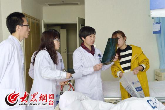 陈旭芳:立人为本 带领肿瘤一科走在专业前沿