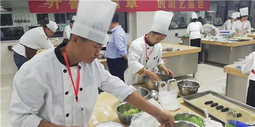 龙口市厨师曲衍军斩获鲁菜创新大