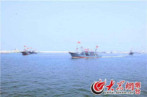 据了解,三山岛渔港的渔船大部分都会到离岸较远的地方进行捕捞,而捕捞