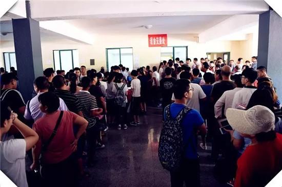 烟台南山职业技术学校东海外国语学校高中新生入学