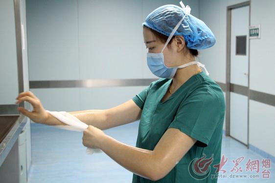 栖霞市人民医院手术室 被忽视的 幕后英雄