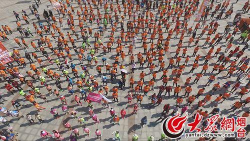 2017最美海岛马拉松开赛