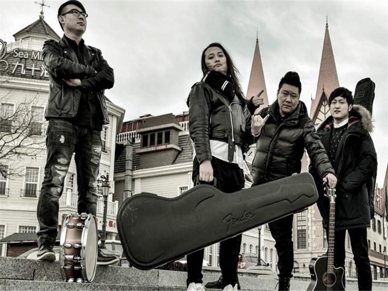 烟台首届凤凰音乐节开幕在即 本土原创乐队激情助威图片