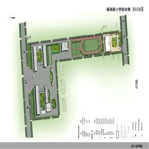 煙臺將建多所中小學及幼兒園 學校平面圖和鳥瞰圖公示