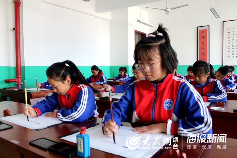 招远教育三年回顾之聚焦学校建设
